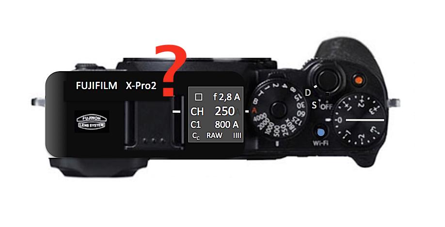 Beitragsbild Fujifilm X with X-Pro2