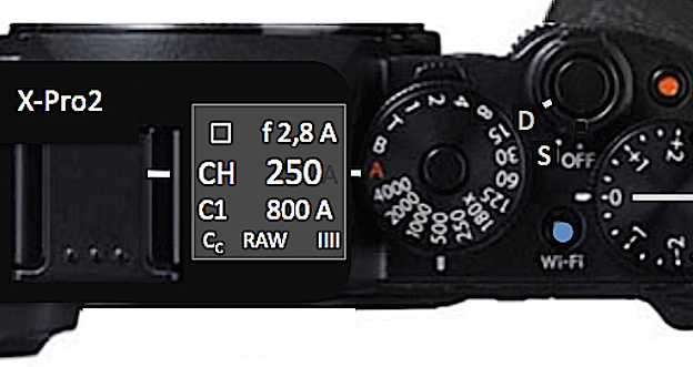Fig. 2 Top LCD- maximum indications
