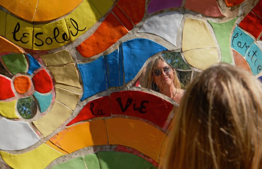 Giardino Niki de Saint Phalle - 035